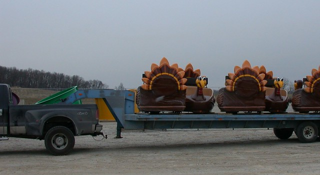 Turkey Whirl arrives!