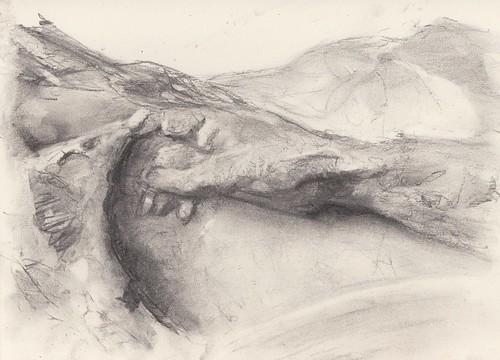 Drawing twenty-six : The Broken Hand
