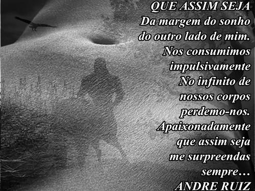 QUE ASSIM SEJA by amigos do poeta