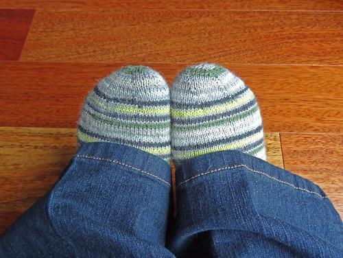 Green Socks 05