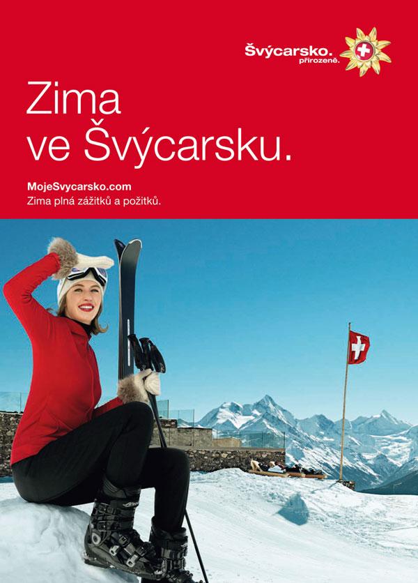 Zima ve Švýcarsku 2011/12