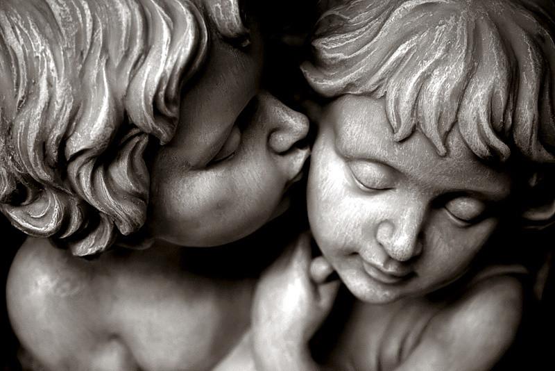 the kiss of innocence