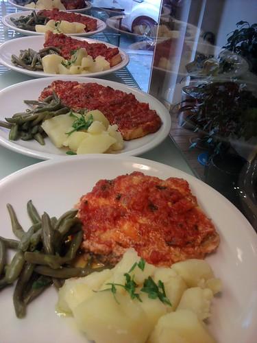 Secondi piatti by La Fiaschetteria delle Cure