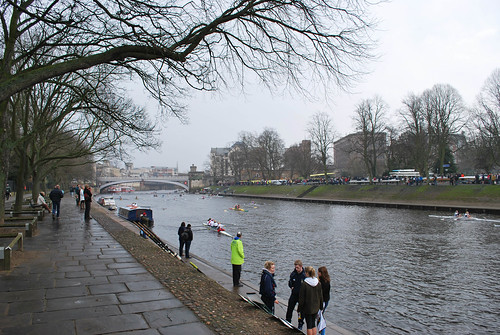Head of The River York