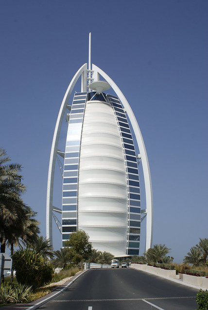 The 7 star hotel burj al arab dubai flickr photo sharing Dubai hotel pictures 7 star