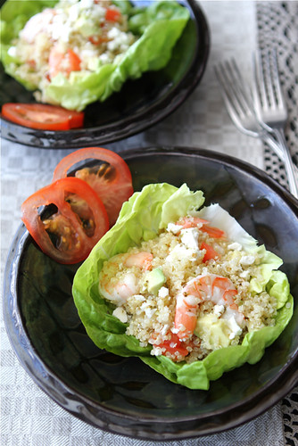 Salad-Cups-with-Quinoa-Shrimp-Avocado-&-Lemon-Dressing-Recipe-Giveaway-Cookin-Canuck
