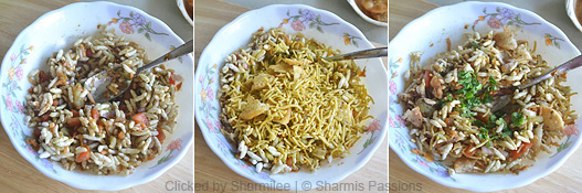Bhel Puri Recipe - Step2