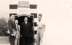 زياره ضريح بلال الحبشي