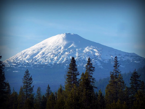 Mt. Bachelor, Central Oregon, United States
