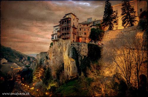 Las Casas Colgadas,Cuenca