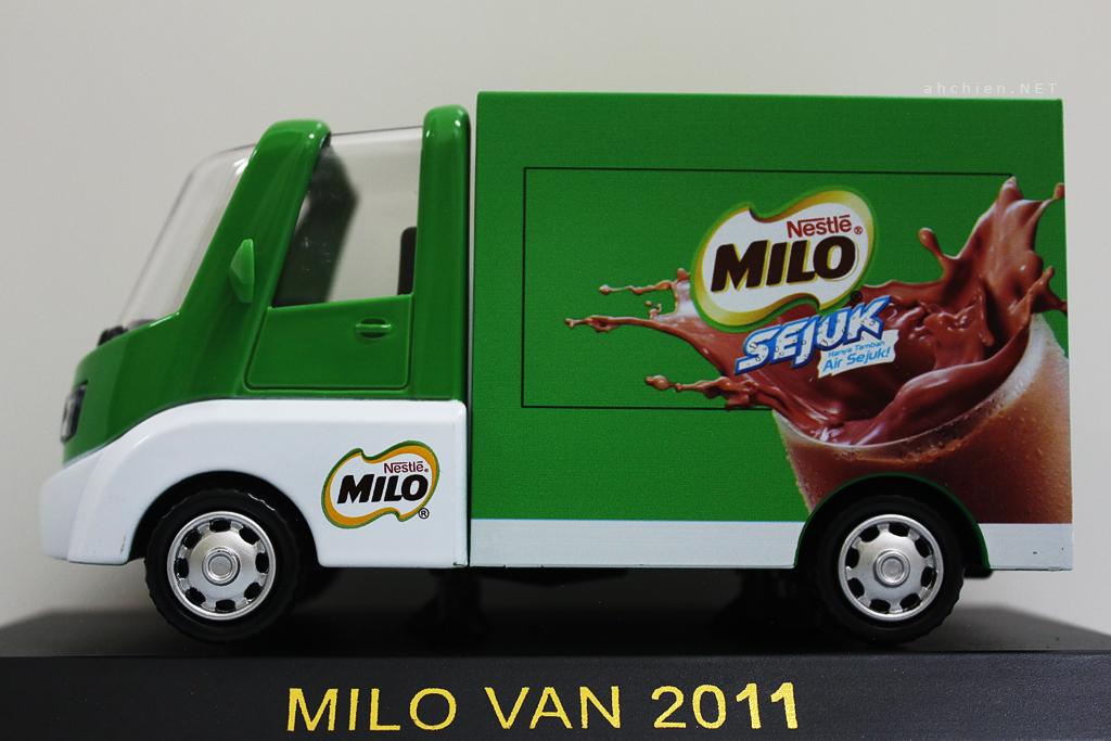 Milo Van 2011