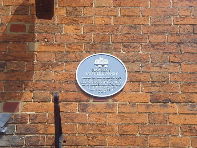 Photo of Blue plaque № 9567