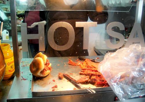 Hot Salt Beef