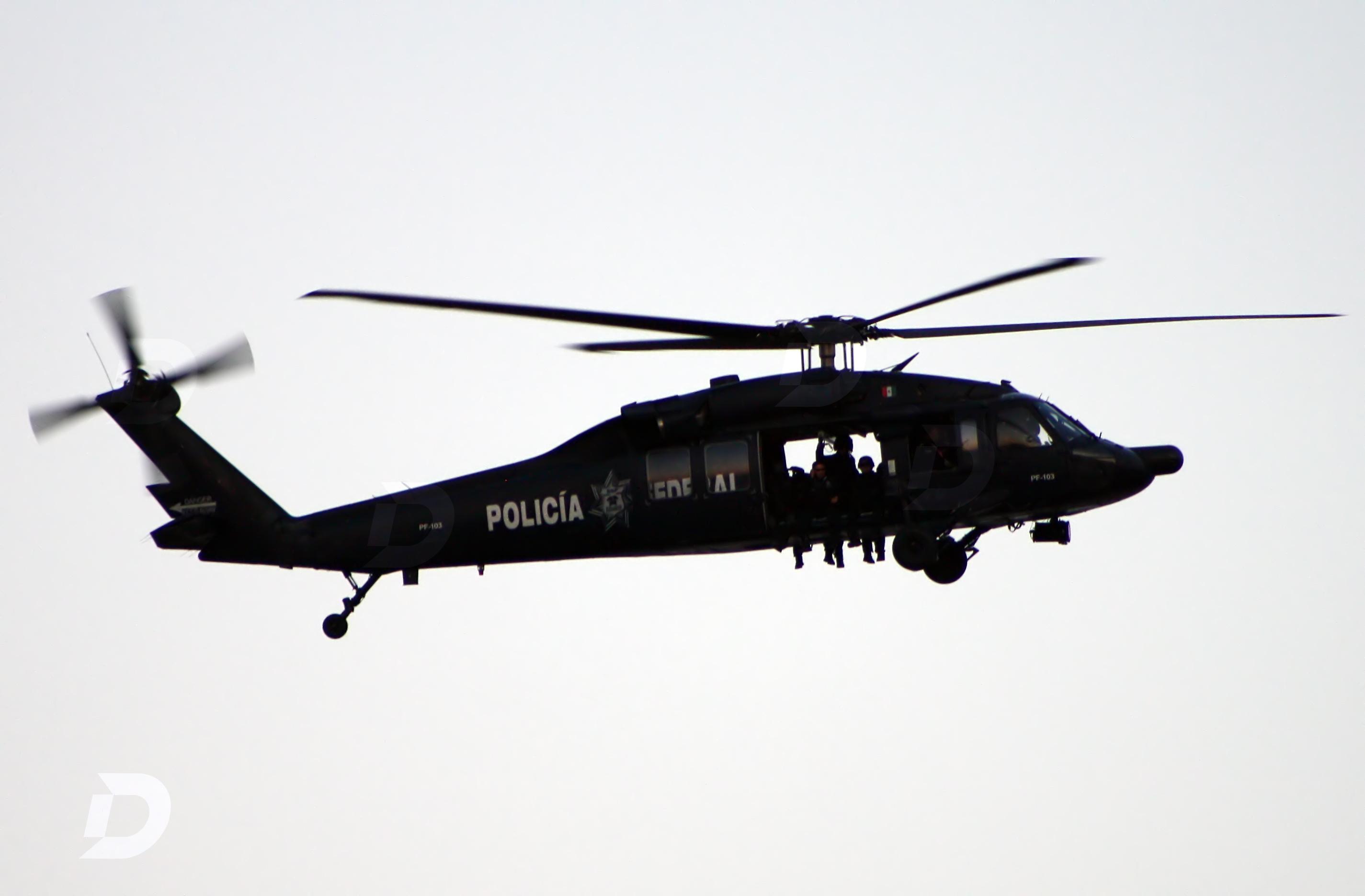 POLICIA -  Black Hawks de la Policia Federal. - Página 7 6830727704_a136b35af9_o