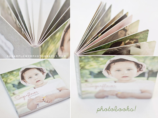 Sugarflower Photobooks