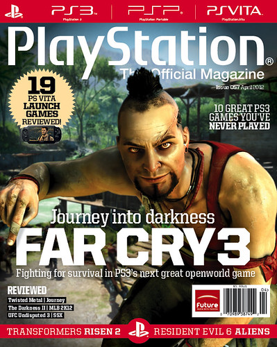 April 2012: Far Cry 3