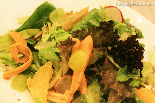 Fresh Green Salad P300