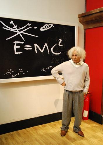 Einstein Wax