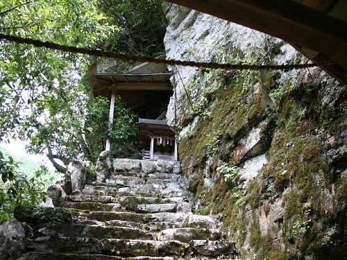 天武天皇を祀る「国栖奏」の社『浄見原神社』@吉野町