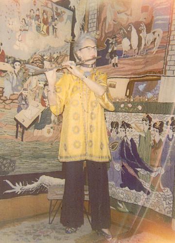 Vena Tipton w Hooked Tapestries 2