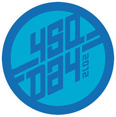 4sqDay 2012 Badge