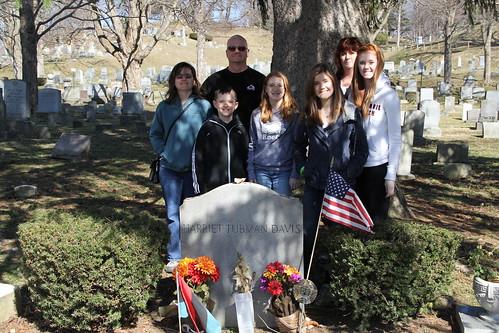 Harriet Tubmangravesite (Fort Hill Cemetery - Auburn, NY)