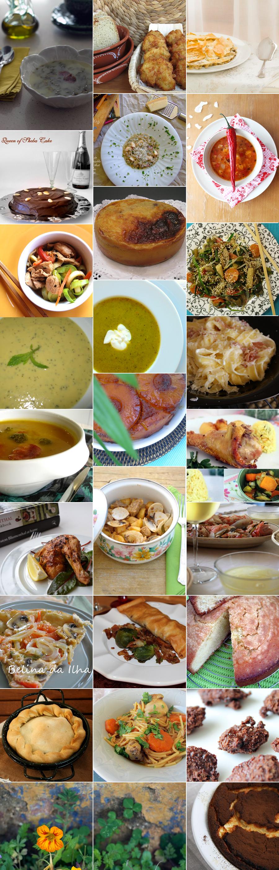 Convidei para jantar Chefs e Cozinheiros