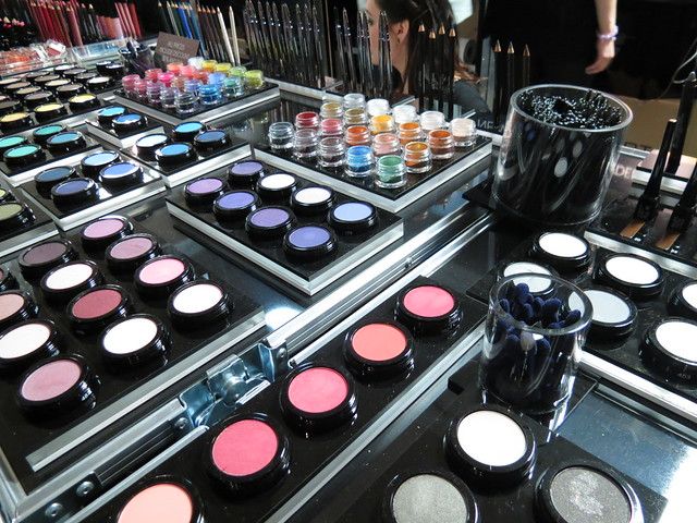 Inglot booth