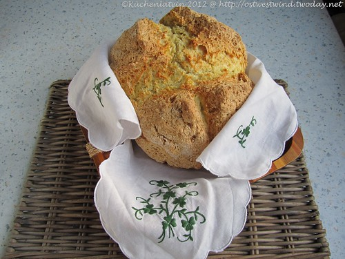 Irish Soda Bread - Baking with Julia (1)