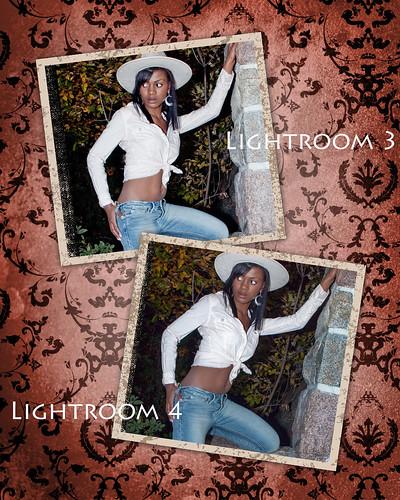 Lightroom 3 versus Lightroom 4 by Tukay Canuck