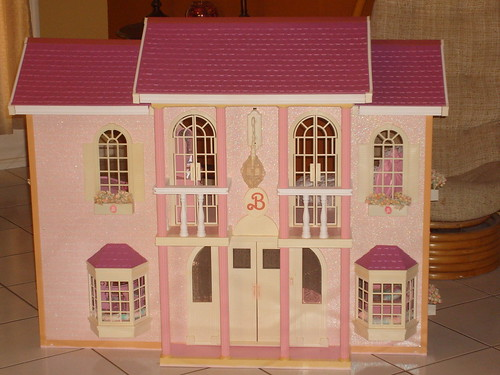 Barbie Magical Mansion