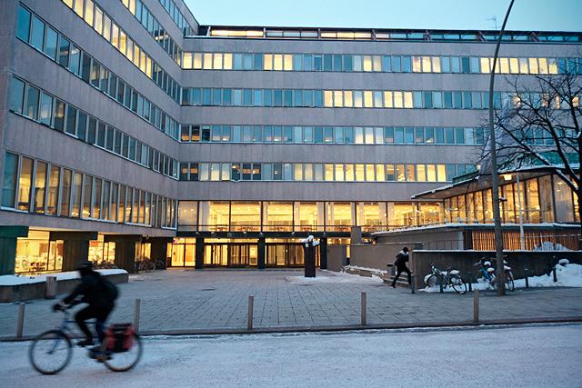 Helsingin yliopiston Porhania