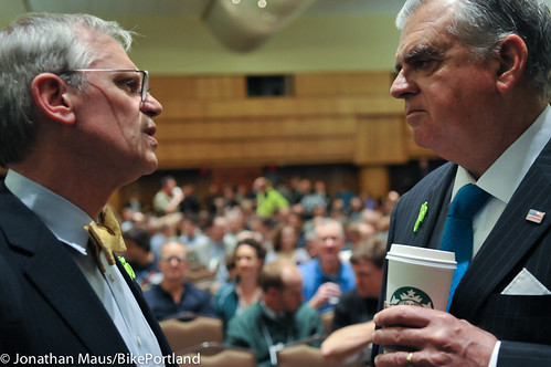 Blumenauer and LaHood meeting-2