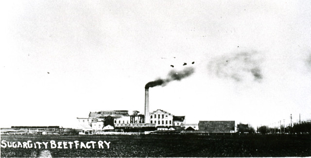 Beet Factory Sugar City