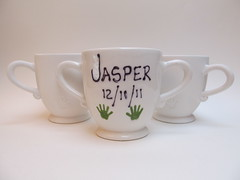 Custom baby cups