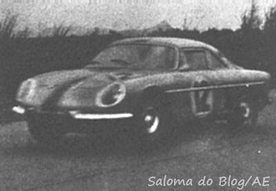 VIII Circuito Automobilístico Cidade de Petrópolis 1963