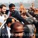 Rahul Gandhi's road show in Sultanpur, U.P (2)
