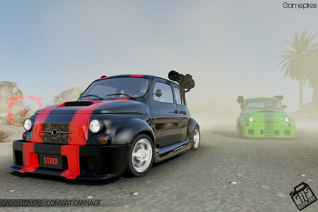Gas Guzzlers: Combat Carnage (7)