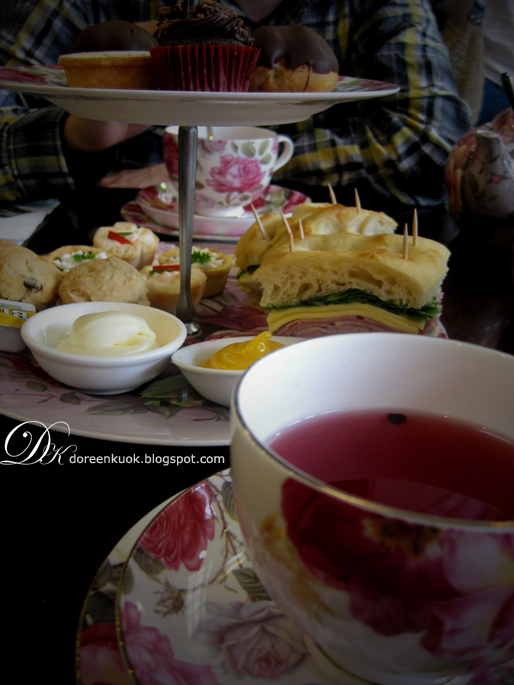 20120214_High tea at Zarbo