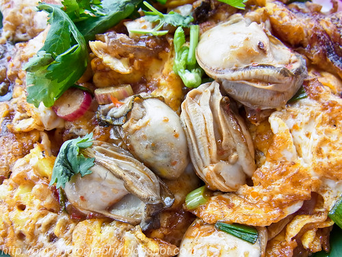 Oh Chien/oyster omelette lorong selamat...R0017242 copy
