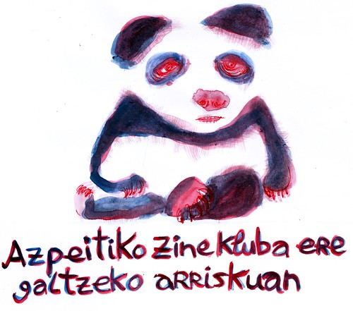 Panda Hartza - copia