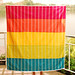 Rainbow Quilt Front