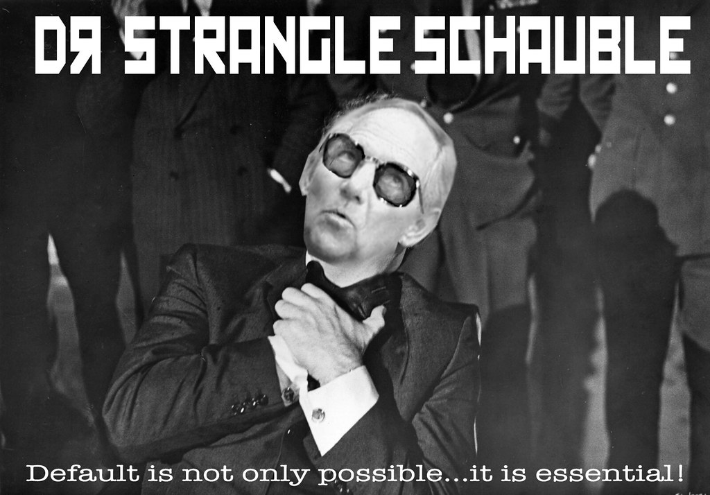 DR STRANGLE SCHAUBLE II