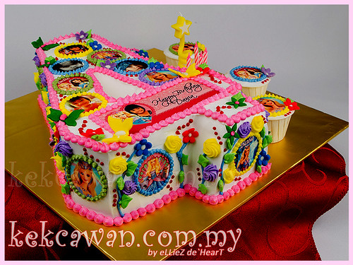 Cake No 4 Dalila