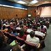 USDA employees and guests listen to Tim Reid Actor, Comedian, Filmmaker and Social Activist