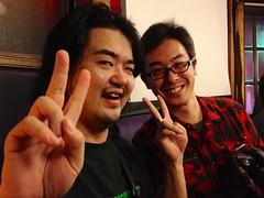 video blogers: @jetdaisuke and @eguri89