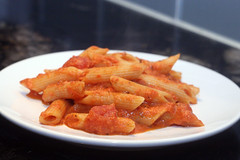 side dish, penne, food, dish, cuisine,