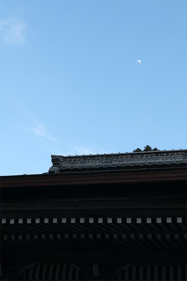 月|田村神社