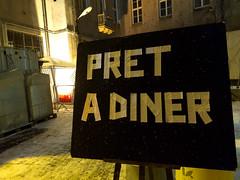 PRET A DINER
