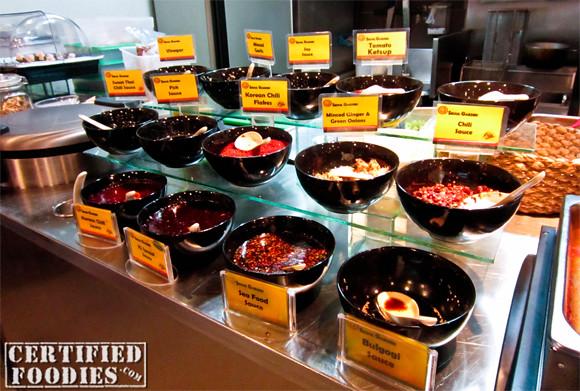 Seoul garden korean buffet in sm north edsa review for Seoul garden korean restaurant